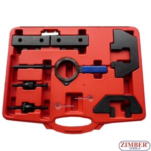 Engine Timing Tool Set M42, M60 M50, M52 Petrol & Diesel - ZIMBER-TOOLS.