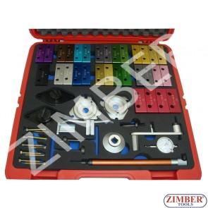 Engine timing tool set ALFA ROMEO, FIAT, LANCIA - ZIMBER