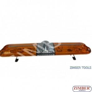 Halogen Rotating lightbar  -12V - ZTBD-110E
