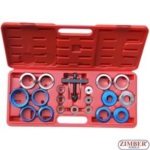 Universal Crank and Cam Seal Remover/Installer Tool Kit, ZR-36CSRI  - ZIMBER TOOLS