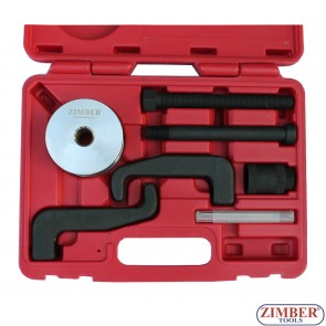 EXTRACTOR DE INJECTOARE CDI MERCEDES-BENZ CDI (Bosch - Common Rail) ZR-36IPS - ZIMBER TOOLS