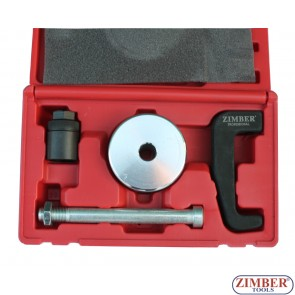 Injector Removal Tool Set Mercedes CDI Engines OM611,612, 613 - ZR-36IP - ZIMBER TOOLS.
