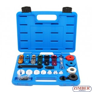 Pipe Connector Removing Kit - BGS