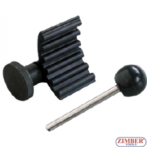 Crankshaft and fuel pump locking tools  - 1.9TDI/SD, VW/Audi/Seat/Skoda - ZIMBER TOOLS