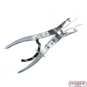 "HOSE PINCH-OFF PLIERS  10"" - ZIMBER-TOOLS"