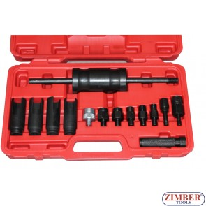 Injector Puller Remover Tool Kit Set Bosch Delphi Denso Siemens Diesel Injection