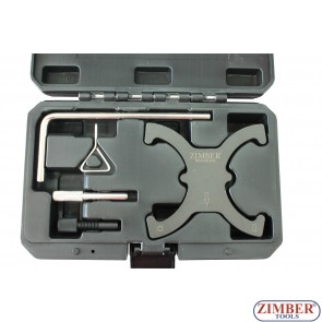 Engine timing tool set for FORD1.6 TI-VCT, 2.0 TDCI, ZR-36ETTS96 - ZIMBER TOOLS.