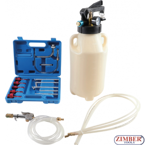 Air Powered Oil Removing & Filling Tool - 8775 - BGS-technic.