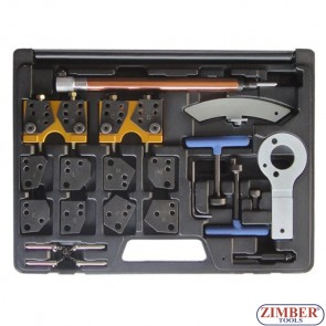 ALFA ROMEO / FIAT 1.4 / 1.6 /1.8 / 2.0 Setting Plate Timing Tool Set   (ZR-36ETTS145) - ZIMBER TOOLS