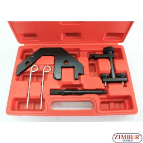 Engine Camshaft Alignment Timing Locking Tool BMW 2.0 3.0 Diesel M47 M57 (ZT-04172) - SMANN TOOLS.