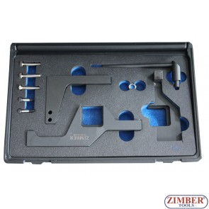 BMW MINI Cooper N12 / CITROEN - PEUGEOT EP6 Engine Timing Tool Set - ZR-36ETTSB52 - ZIMBER TOOLS.