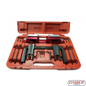 BMW - N51,N52,N53, N54 Cam Camshaft Alignment Engine Timing Master Tool Kit Set, ZR-36ETTSB47 - ZIMBER-TOOLS