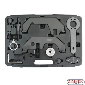 Alignment Camshaft Timing Master Tool Kit Valve & VANOS Timing Tool BMW - N62, N73 - ZR-36ETTSB38 - ZIMBER TOOLS.