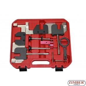Camshaft Alignment Tool Set BMW N63 / S63 4.4L V8 -ZT-04A2350 - SMANN TOOLS