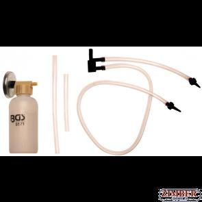 Brake Bleeding Bottle for Motorcycles (8171) - BGS technic