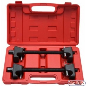 coil-spring-compressor-for-macpherson-struts-shock-absorber-car-garage-tool-300-mm-2pc-zt-04b2003-smann-tools