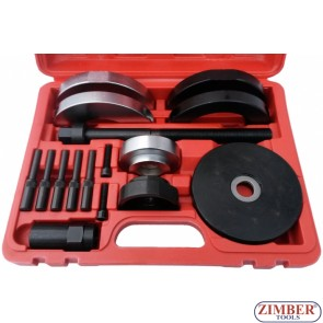 Compact Wheel Hub Bearing Unit Tool Set VW Polo, SKODA Fabia - ZR-36WHBTS06 - ZIMBER TOOLS.