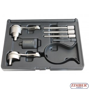 Engine Timing Tool  Suitable for LAND ROVER ,  JAGUAR 2.7 Belt Drive-ZR-36ETTS46- ZIMBER TOOLS