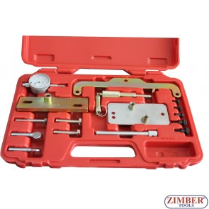 Diesel Engine Timing Tool Set Opel Astra, Corsa 1.6d 1.7d & Isuzu. ZR-36ETTS52 - ZIMBER TOOLS.