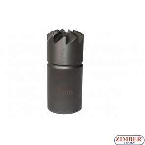 Diesel Injector Nozzle Cleaner 1pc 17mm. ZR-41FR04 - ZIMBER TOOLS.