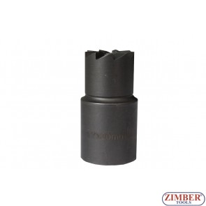 Diesel Injector Nozzle Cleaner (flat) 1pcc 17x20mm. ZR-41FR13 - ZIMBER TOOLS.