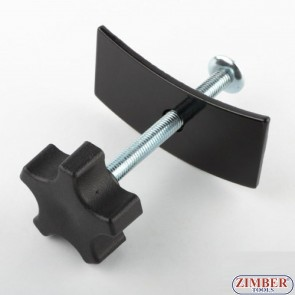 Disc Brake Pad Spreader Compresses Disc Brake Piston for Pad Installation, ZR-36DBPS01-ZIMBER TOOLS