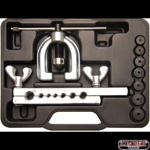 Double Flaring Tool Kit   9 pcs. ZB-3060 - BGS technic.