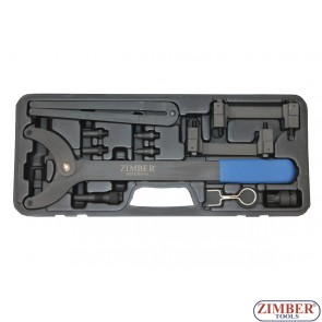 Engine Timing Tool Kit For Audi A4 A6 A8 3.2L V6 FSI Chain Engine Set-  ZR-36ETTS25 - ZIMBER TOOLS.