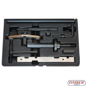 Engine Timing Tool Kit Turbo Diesel Engine Wet Belt Chain For Ford 1.8 Tdci Tddi, ZR-36ETTS29 - ZIMBER TOOLS.