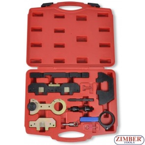Engine Timing Tool Kit Twin Camshaft BMW Petrol M40 M42 M43 M44 M50 M52 M54 M56- 3579-Neilsen