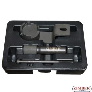 Engine Timing Tool Set - Chrysler /Jeep 2.8 CRD, 3pcs - ZR-36ETTS211 - ZIMBER TOOLS.