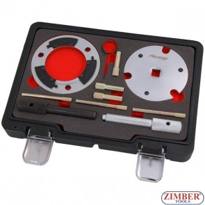Engine timing tool set for FORD Diesel 2.0 & 2.4 TDDI -TDCI  - ZIMBER-TOOLS.