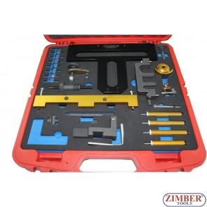 Engine Timing Tool Set for Professional Engine Repair BMW N42 / N46 / N46T - , ZR-36ETTSB01 - ZIMBER TOOLS.