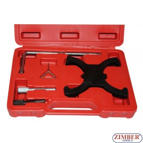 Engine timing tool set FORD 1.6 Ti-VCT, 2.0 TDCi c - ZT-04533 - SMANN TOOLS.