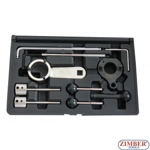 Engine Timing tool set VAG - Audi, WV, 1,6/2,0 CR TDI , ZR-36ETTS229 - ZIMBER-TOOLS.