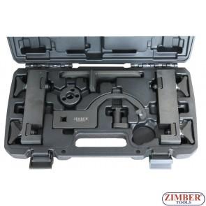 Engine valve timing camshaft tool V8 5.0 Jaguar XK8-XKR XF XJ Land Rover - ZR-36ETTS184 - ZIMBER TOOLS