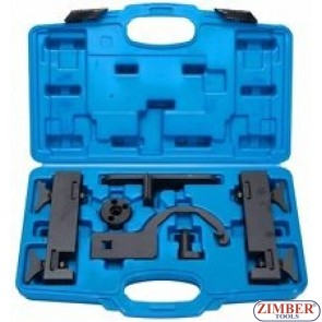 Engine valve timing camshaft tool V8 5.0 Jaguar XK8-XKR XF XJ Land Rover - ZT-04A2246 - SMANN TOOLS