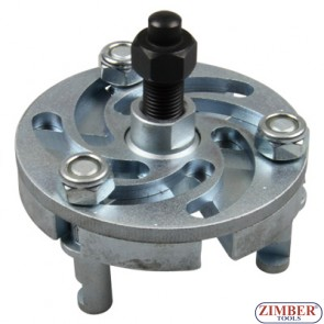 Adjustable Universal Timing Pulley & Injection Pump Puller Extractor - ZT-04A2213 - SMANN TOOLS.
