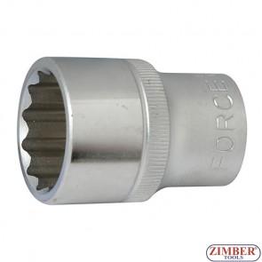 Socket 1/2 12pt 17mm - 54917 - FORCE