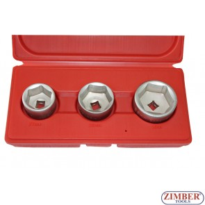 Oil Filter Socket Set  - ZIMBER