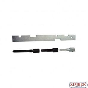 Camshaft Setting Locking Tool KIT Timing Pins Ford Fiesta 1.25, ZR-36ETTS26 - ZIMBER TOOLS