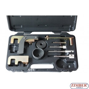 Diesel Engines Locking Tools Set for Opel Renault Nissan 1.5/1.9/2.2/2.5 Dci(Vans) - ZIMBER-TOOLS
