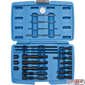 GLOW PLUG ELECTRODES REMOVAL TOOL SET, M8 & M10 -8698 - BGS technic.