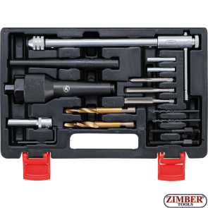 Glow Plug Removal and Thread Repair Set -  (ZT-04818) - SMANN TOOLS