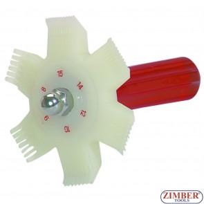 Condenser Fin Comb - ZIMBER - TOOLS