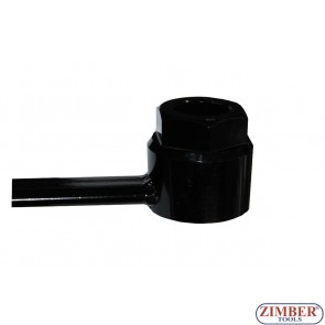 HONDA HARMONIC DAMPER PULLEY PULLER / HOLDER - ZT-04A4047 - SMANN TOOLS.
