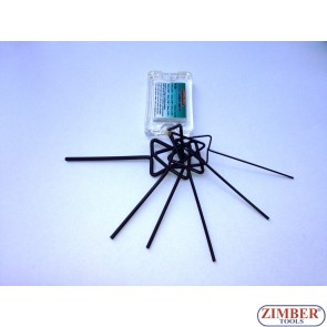 6pcs Belt Tensioner Retaining Pins - AI010058 - JONNESWAY