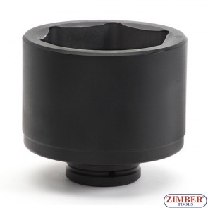 Impact Socket 3/4- 2''Inch - 50.80mm.ZR-06ISS3421V-2- ZIMBER TOOLS
