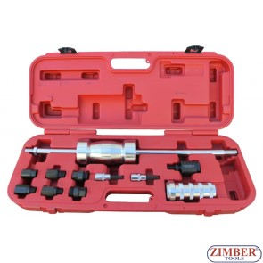Injection Injector Puller Set Common Rail Adaptor Diesel Injectors Tool Kit - ZR-36DIPS - ZIMBER - TOOLS.