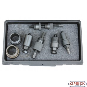 Injector Pump Sprocket Puller / Timing Chain Tensioner Kit | for BMW, Opel, ZR-36ESB01- ZIMBER TOOLS